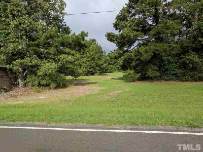 Wake County Residential Lots & Land For Sale: not assigned Lions Club Road