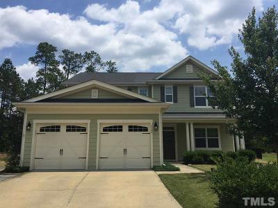 Cary Single Family Home Pending: 312 Riversville Court
