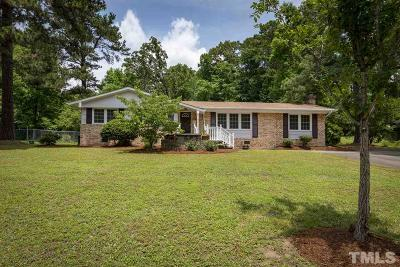 Durham County Single Family Home For Sale: 219 Twin Oaks Drive