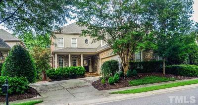 Wake County Single Family Home For Sale: 1836 Torrington Street