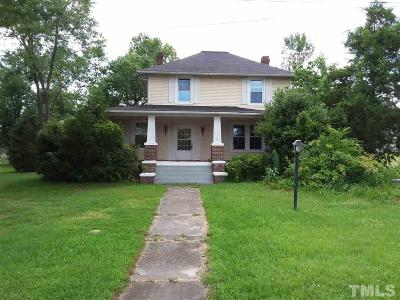 Oxford Single Family Home For Sale: 107 Delacroix Street