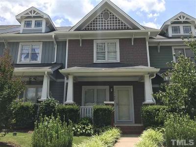 Apex Rental For Rent: 1132 Scotts Ridge Trail