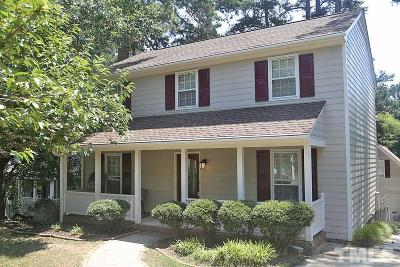 Wake County Single Family Home For Sale: 2204 Quail Ridge Road