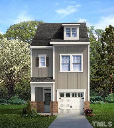 Chapel Hill Townhouse Pending: 151 Manordale Drive