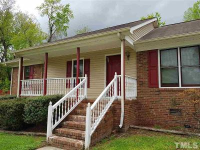 Greensboro Single Family Home For Sale: 14 Bywood Court