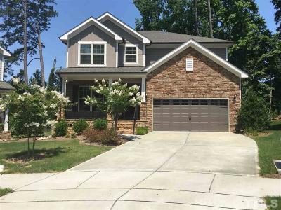 Apex Rental For Rent: 1284 Magnolia Row Trail
