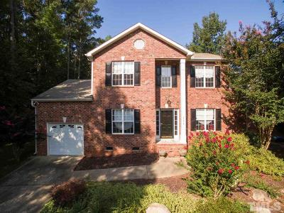 Louisburg NC Single Family Home For Sale: $339,000