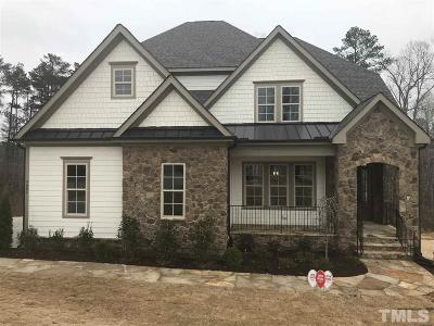 Wake County Single Family Home For Sale: 5004 Fanyon Way