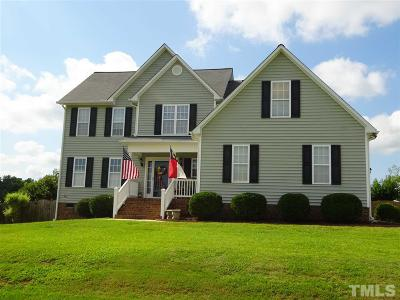 Johnston County Single Family Home For Sale: 68 Sanidine Lane