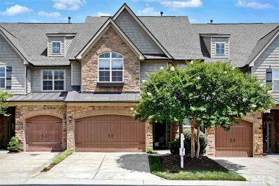 Cary Townhouse Contingent: 309 Sunstone Drive