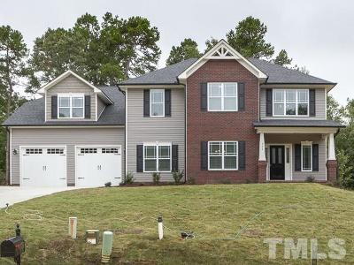 Fuquay Varina Single Family Home For Sale: 324 Gwendolyn Way