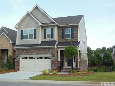 Wake County Single Family Home For Sale: 1359 English Cottage Lane