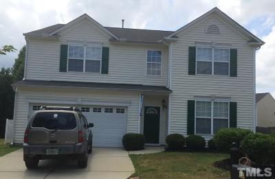 Holly Springs Rental For Rent: 128 Touvelle Court