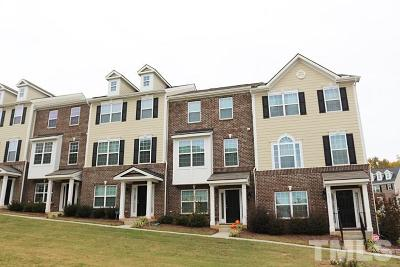 Holly Springs Rental For Rent: 6021 Kentworth Drive