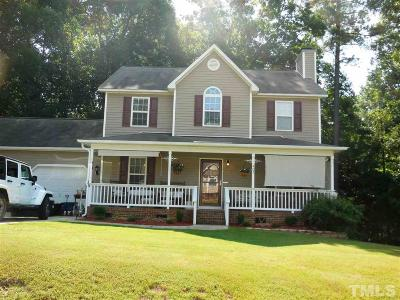 Johnston County Single Family Home For Sale: 405 Black Forest Drive