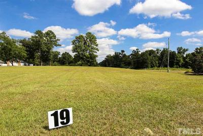 Johnston County Residential Lots & Land For Sale: 22 Shoreline Drive