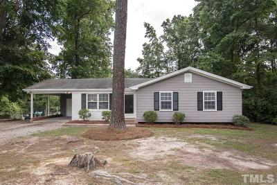 Raleigh Single Family Home For Sale: 5605 Neuse Street