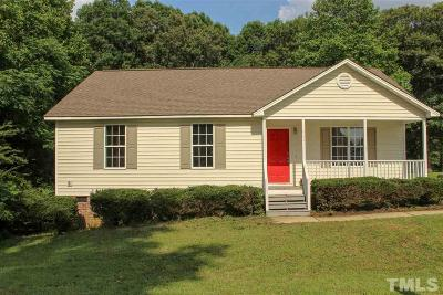 Raleigh Single Family Home For Sale: 1000 Meadowgreen Drive
