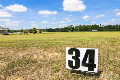 Johnston County Residential Lots & Land For Sale: 65 Cedar Springs Drive