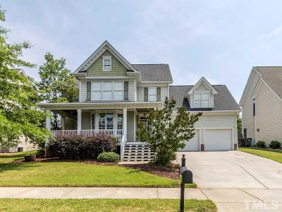 Knightdale Single Family Home For Sale: 2006 River Grove Drive