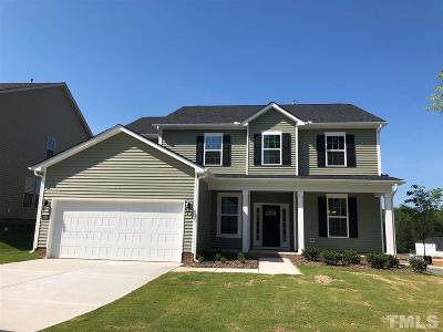 Garner Single Family Home For Sale: 169 Whitetail Deer Lane