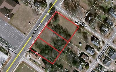 Harnett County Commercial Lots & Land For Sale: 806 N Clinton Avenue