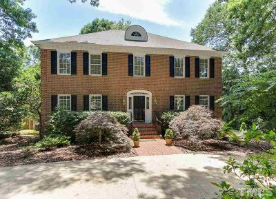 Raleigh Single Family Home For Sale: 7105 Haymarket Lane