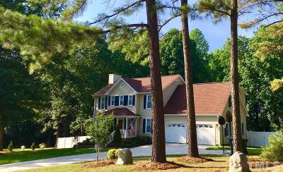 Johnston County Single Family Home For Sale: 174 Palmer Drive