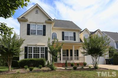 Durham Single Family Home For Sale: 5 Highgrove Lane