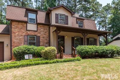 Raleigh NC Single Family Home For Sale: $309,900