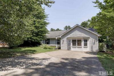 Raleigh Single Family Home For Sale: 6508 Hammersmith Drive