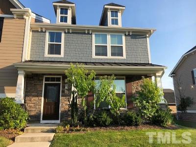 Morrisville Rental For Rent: 1089 Semora Lane