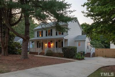 Cary Single Family Home For Sale: 102 Bellamy Court