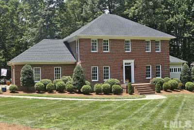 Durham County Single Family Home For Sale: 306 Equestrian Chase