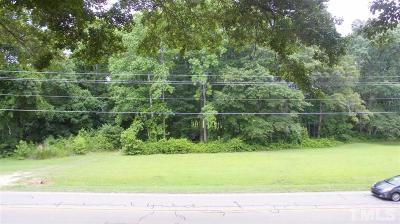 Wake County Residential Lots & Land For Sale: 1501 Piney Grove Wilbon Road