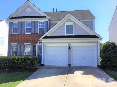 Brier Creek, Brier Creek Country Club, Country Club Hills, Eagle Ridge, Hedingham, Northridge, River Ridge, River Ridge Golf Community, Wakefield, Wildwood Green Rental For Rent: 3339 Sugar House Street