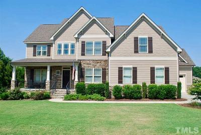 Holly Springs Single Family Home For Sale: 5928 Fortress Drive