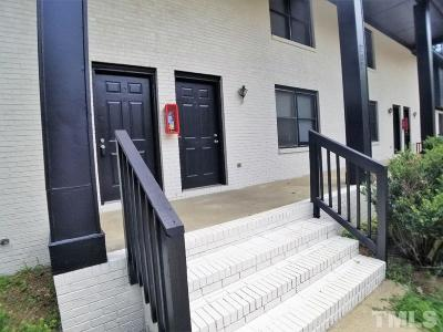 Raleigh Rental For Rent: 717 Chappell Drive #H