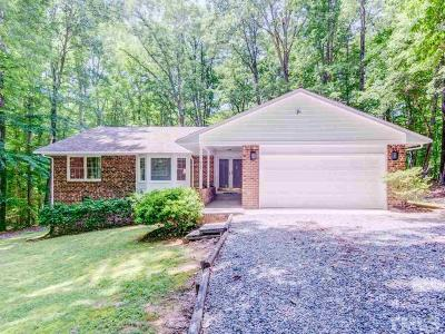 Youngsville Single Family Home For Sale: 217 Cardinal Drive