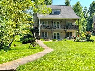 Leasburg NC Single Family Home For Sale: $479,000