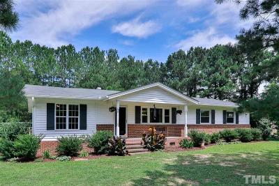 Youngsville Single Family Home For Sale: 111 Cooley Road