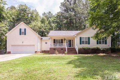 Johnston County Single Family Home For Sale: 504 Rudy Drive