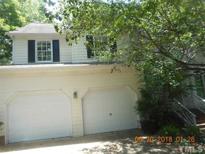 Durham Single Family Home For Sale: 1008 Sturbridge Drive