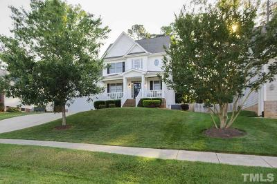 Pittsboro Single Family Home For Sale: 456 May Farm Road