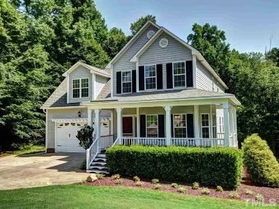 Johnston County Single Family Home For Sale: 66 Bayliner Court