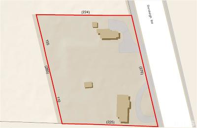 Wake County Residential Lots & Land For Sale: 4501 Duraleigh Road