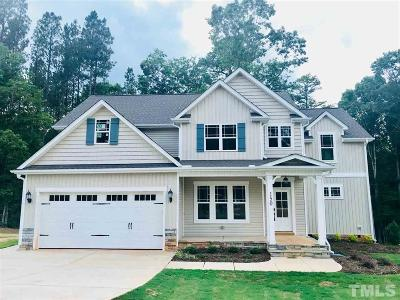 Garner Single Family Home For Sale: 150 Wolf Den Drive