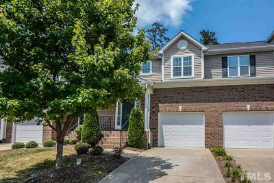 Holly Springs Townhouse Pending: 143 Florians Drive