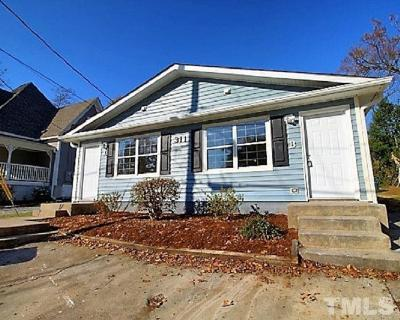 Durham Multi Family Home For Sale: 311 Canal Street