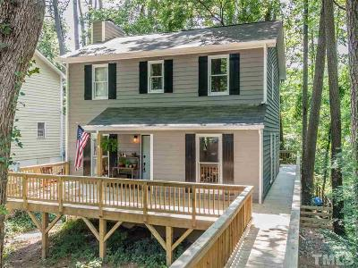 Durham Single Family Home For Sale: 3210 Oxford Drive